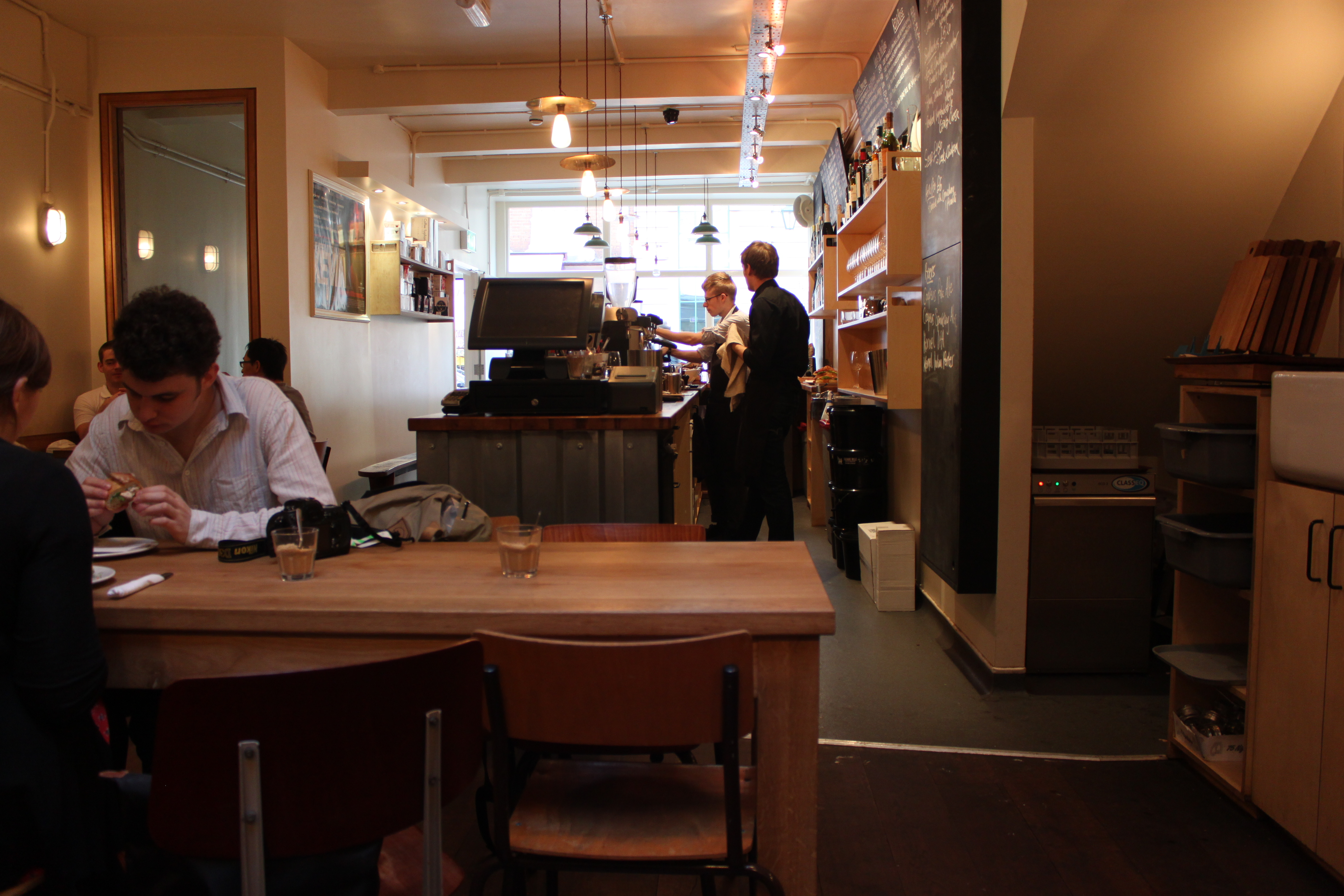 Kitchen Italia Covent Garden Notes Music Coffee Covent Garden Review Ln Lm
