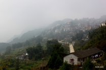 Sapa Town from Afar